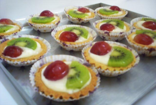 Resep Cake Kukus Untuk Jualan: Resep Dan Cara Membuat Mini Fruit Pie Sederhana Untuk