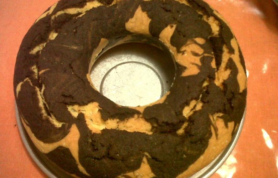 Resep Marmer Cake Lembut Dan Berminyak
