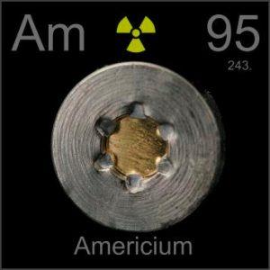 Amerisium (Am) Penjelasan Unsur, Sifat dan Kegunaan