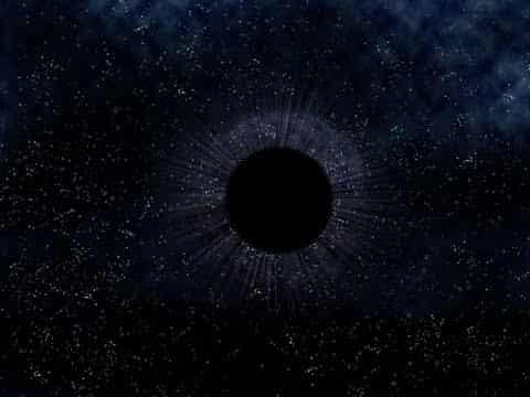 Dark Matter Adalah ? Pengertian MATERI GELAP Luar Angkasa