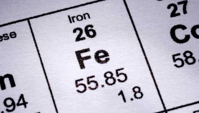 Besi (Fe) Ferrum Pengertian, Unsur, dan Contoh Sifat