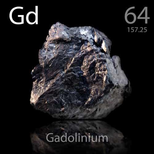 Gadolinium (Gd) : Pengertian, Sifat Unsur dan Kegunaan