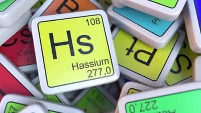 Hassium (Hs) : Sifat Unsur, Manfaat dan Kegunaan
