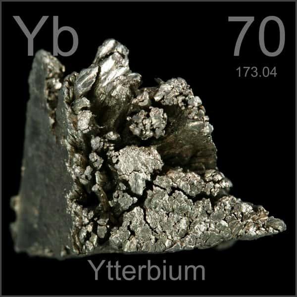 Iterbium (Yb) Pengertian, Sejarah, Sifat dan Manfaat