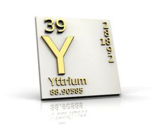 Itrium | Yttrium (Y) : Unsur, Sifat dan Kegunaan