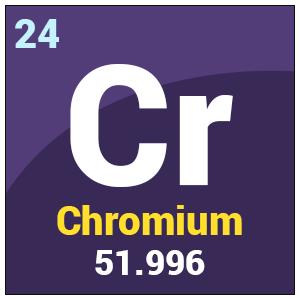 Kromium (Cr) : Pengertian, Sifat Dan Kegunaan