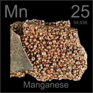 Mangan (Mn) Pengertian, Fungsi dan Kegunaan