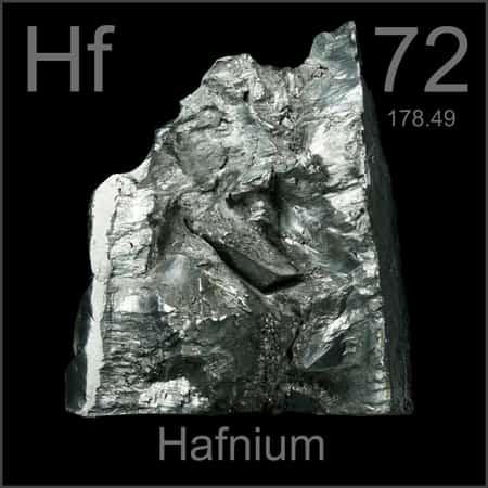 Pengertian Hafnium (Hf) Unsur Kimia, Sifat dan Kegunaan