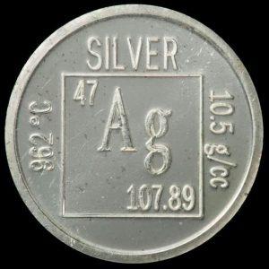Perak (Ag) Pengertian, Logam, Unsur dan Sifat