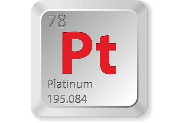 Platinum | Platina (Pt) : Pengertian, Sifat dan Kegunaan