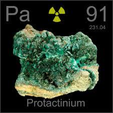 Protaktinium (Pa) : Unsur, Sejarah, Sifat, dan Kegunaan