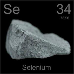 Selenium (Se) Unsur, Pengertian, Sifat dan Kegunaan