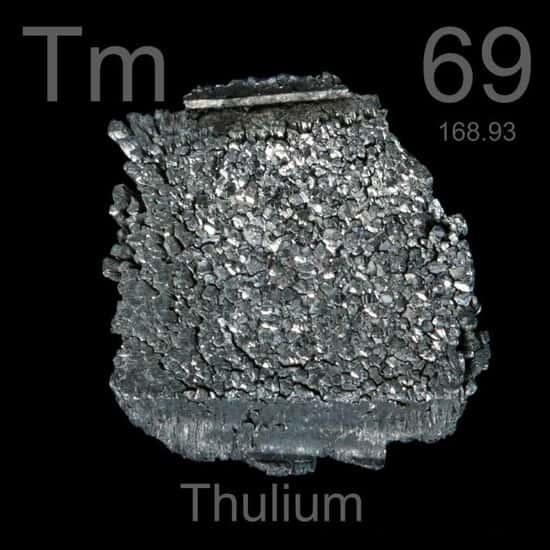 Thulium (Tm) : Penjelasan, Unsur Kimia dan Kegunaan