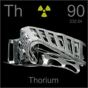 Torium | Thorium (Th) : Penjelasan, Sifat, Manfaat dan Kegunaan